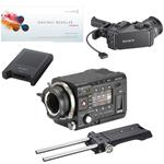Sony PMW-F5 LCD Bundle